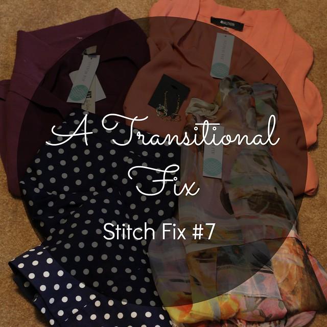 Stitch Fix 7 1