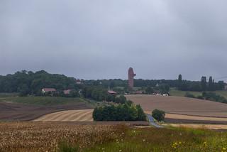 Le village de Mondement-Montgivroux et son Monument national de la Victoire de la Marne