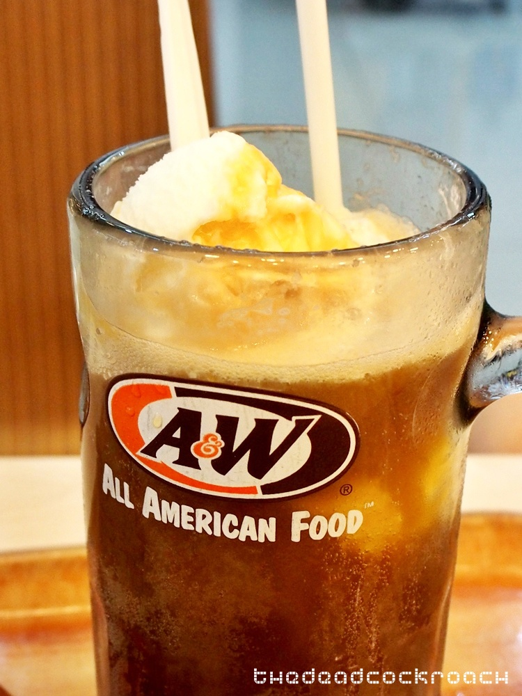 a&w, jonker, jonker street, jonker walk, malacca, malaysia,travels, 马六甲, 鸡场街, mahkota parade, dataran pahlawan,jalan merdeka,curly fries,root beer float