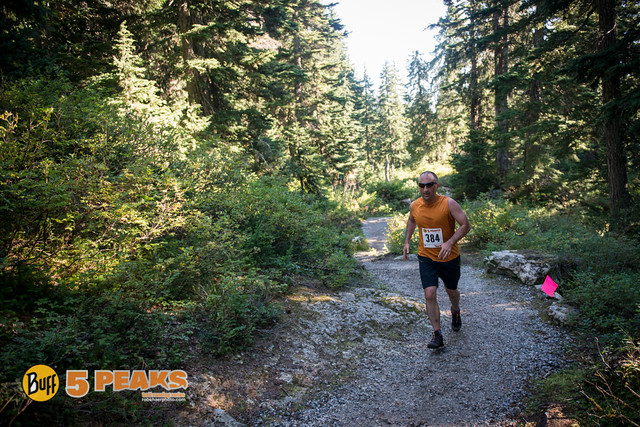 2014 Seymour Enduro 5 Peaks Trail Race Review