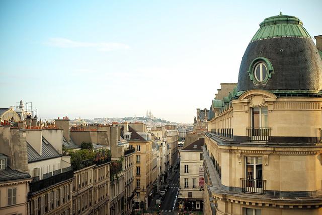 Morning Paris (Explored