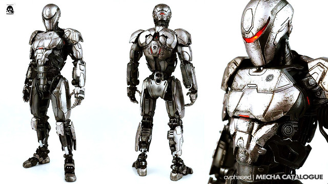 blog threezero 16 robocop em208 mecha catalogue com
