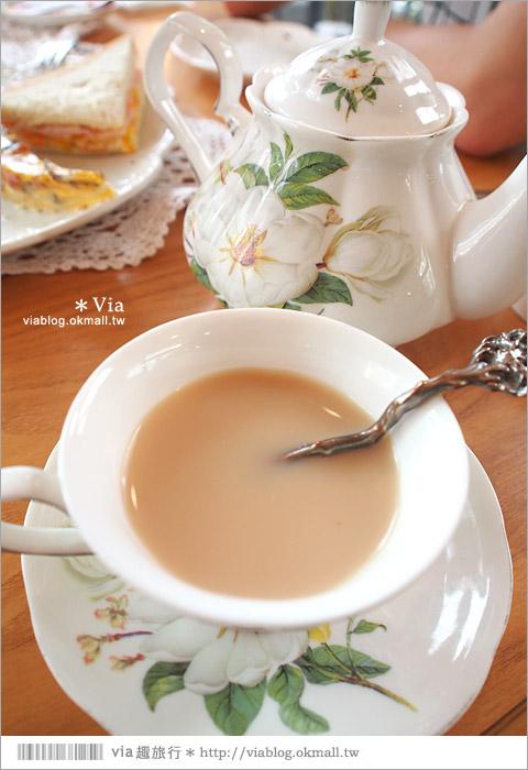 【台中下午茶推薦】甜點森林|Wilson's English Afternoon Tea英式下午茶~好味推薦!33