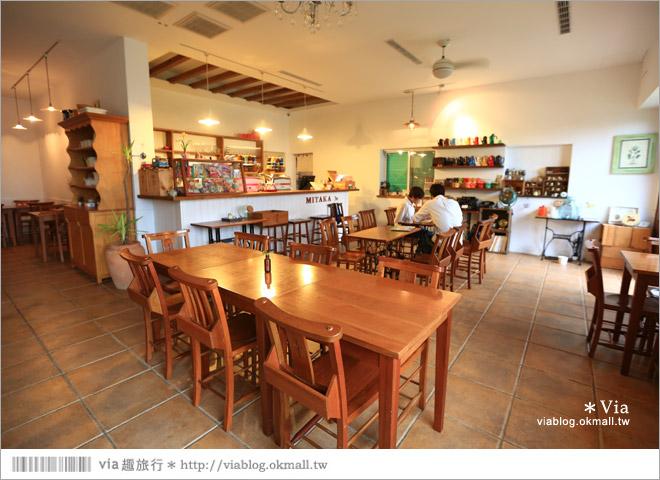 【台中夜景餐廳推薦】台中龍貓夜景~MITAKA 3e Cafe◎大推薦的台中約會地點♥ 22