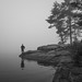 Early Morning on Rock Lake by KevinCollins00