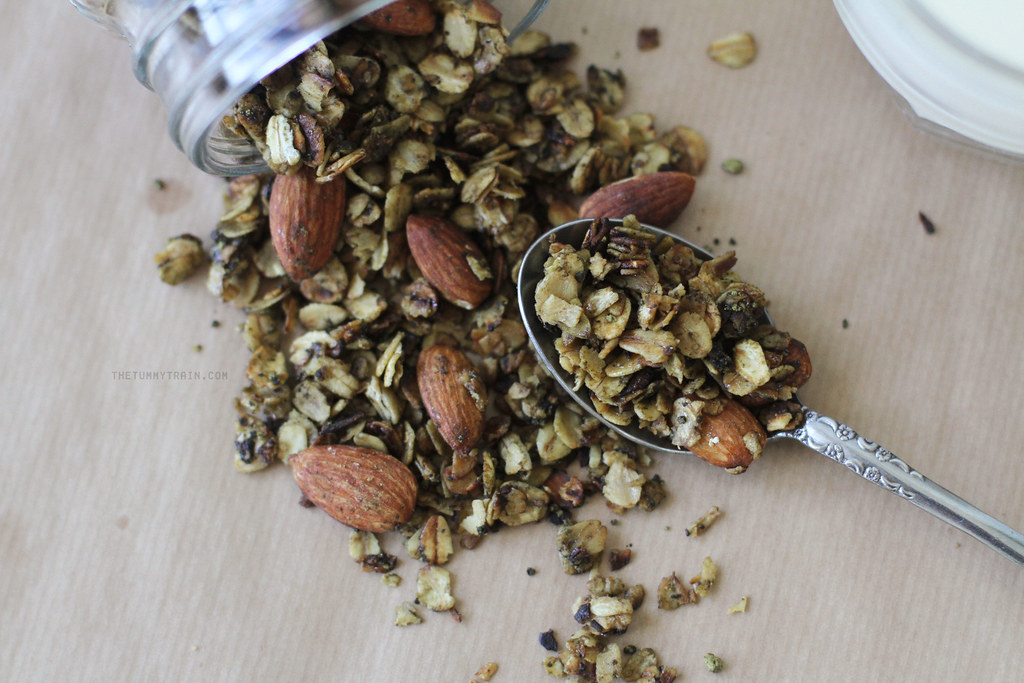 18644286719 1de989f16d b - A quick Matcha Granola recipe to perk up your Mondays