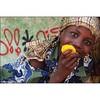 'This time last year' from the archive in #Gambia with @wideopenwalls. #Wallkandy #graffiti #streetart #streetlife #portrait #galloya #fb #f #t #africa @sickboykks @churchofbestever @larrymakasutu @rimonguimaraes