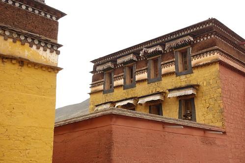 Le monastère Labrang