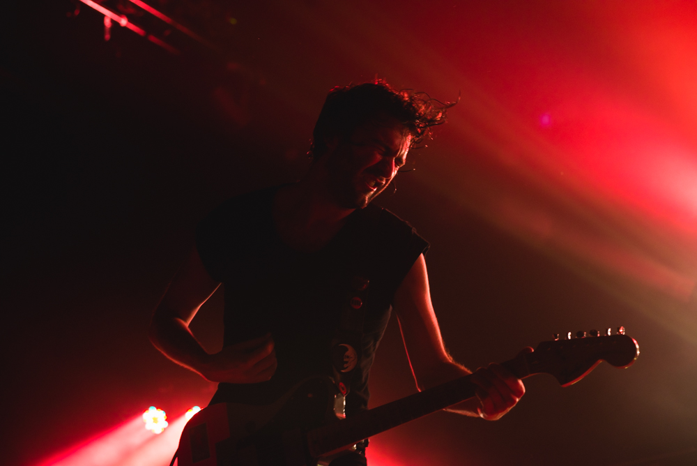 Japandroids @ Union Transfer 24/02/17