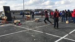 17 DT lumberjack demo