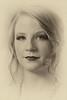 Vintage Holly Portrait