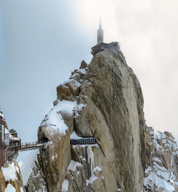 Aiguille du Midi - 12,602 feet