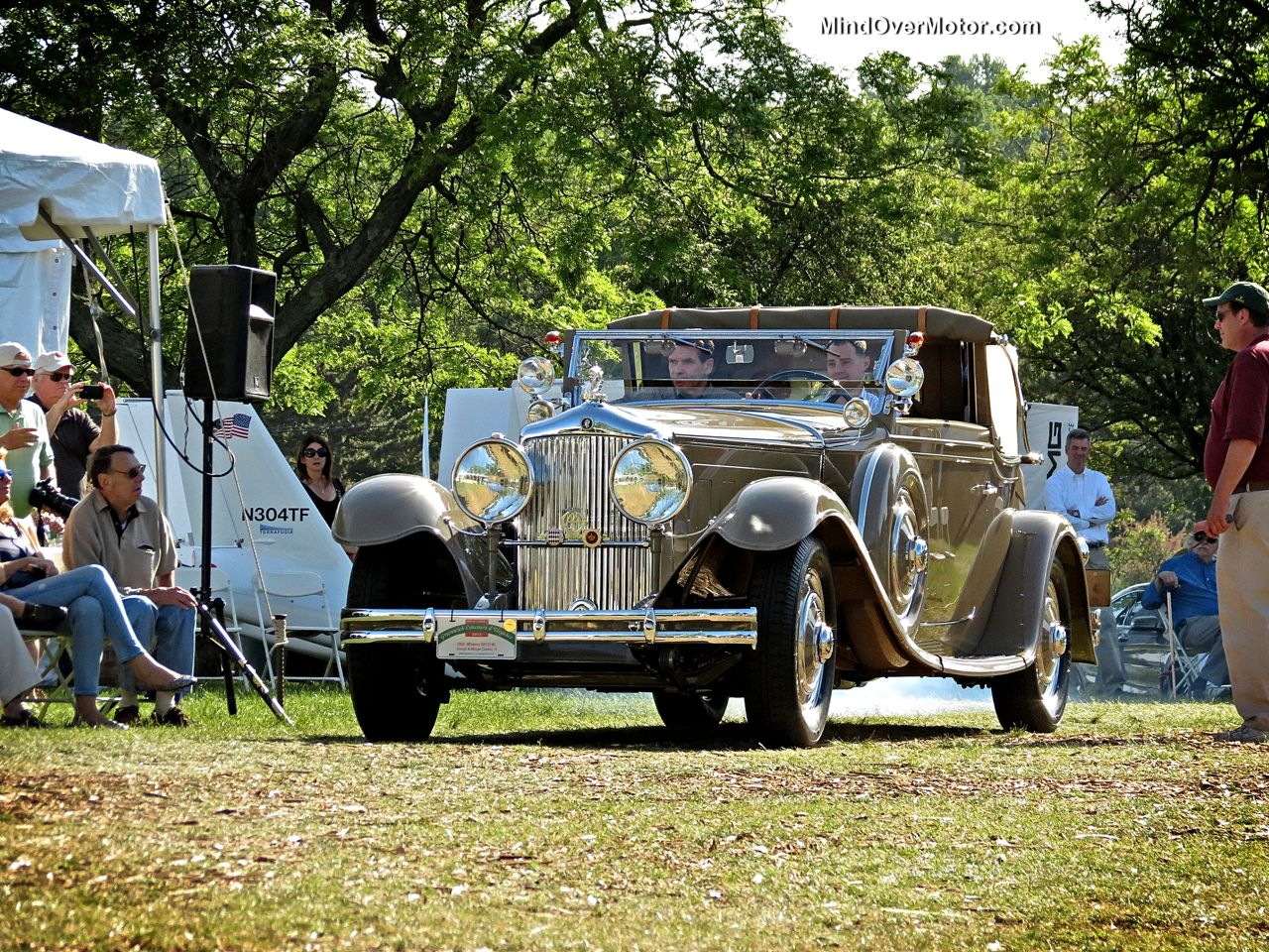 1938 Minerva 80130 AL, the 2014 Greenwich Concours d'Elegance Best in Show Winner