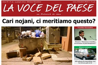 Noicattaro. Prima pagina n. 23-2014 front