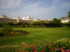Gardens of Al Alam Palace