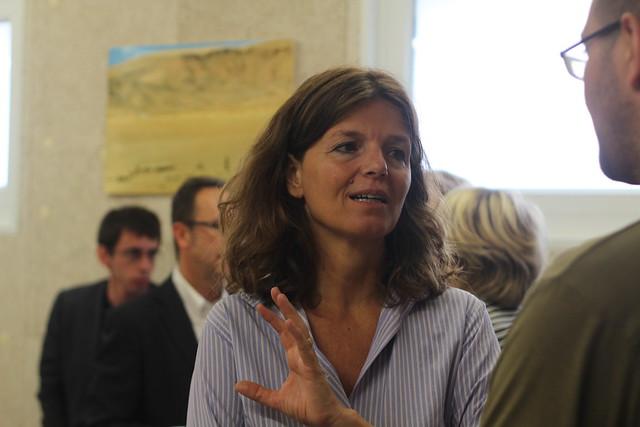 Maylis de Kerangal - Prix Paris Diderot Esprit Libre