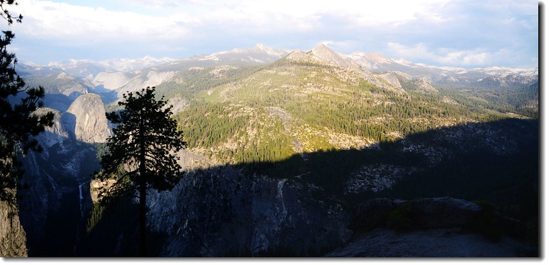 Panoramic Photo from Washburn Point 2