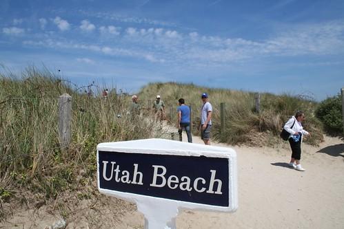Utah Beach - 38