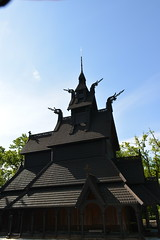 Fantoft Stavkirke (Fantoft Stave Church)