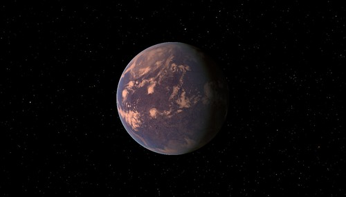 Objects In Space: Gliese 581 c
