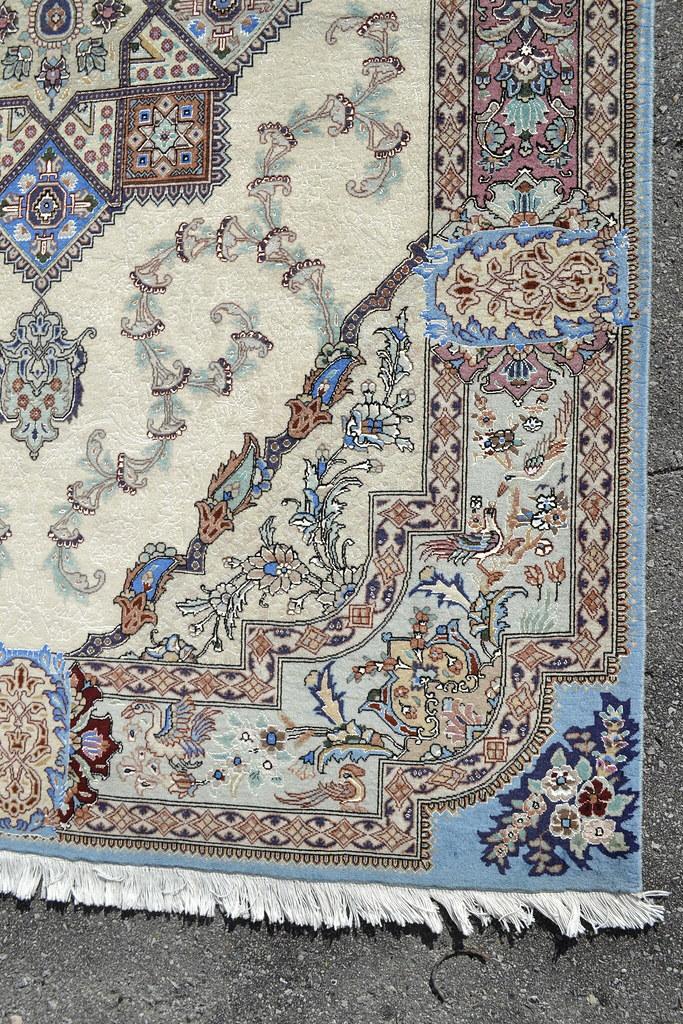 Tabriz 5x7 Persian Rug