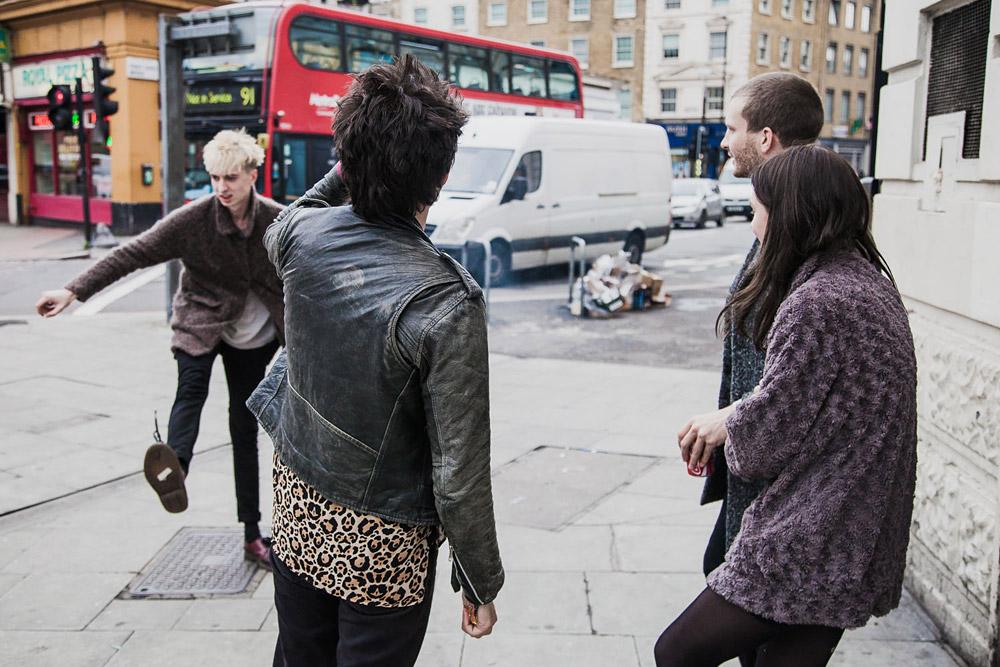 BTS: Wolf Alice @ Scala, London