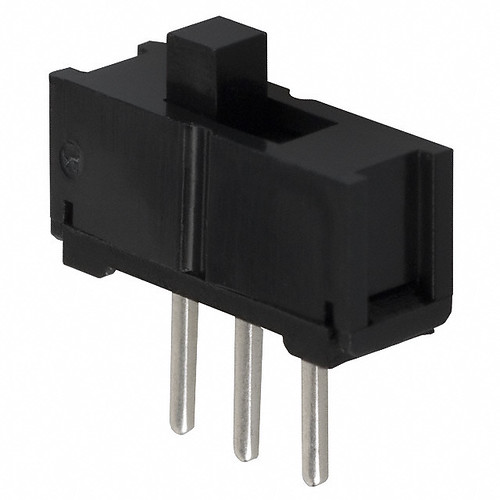 Replace with a new switch from E-Switch P/N:EG1218