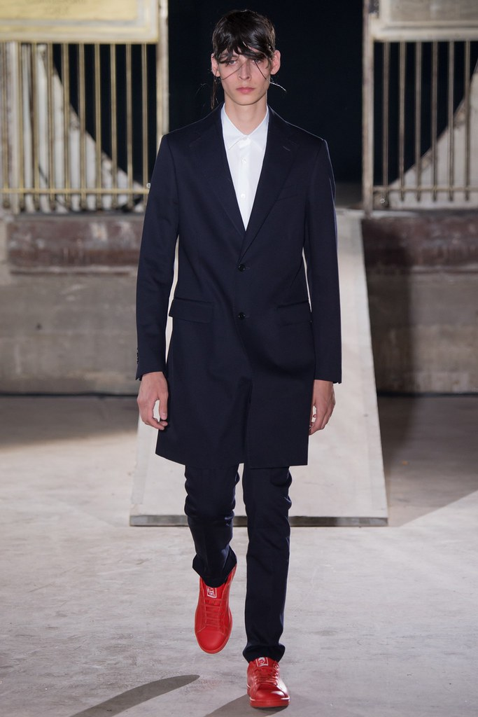 SS15 Paris Raf Simons025_Flint Louis Hignett(VOGUE)