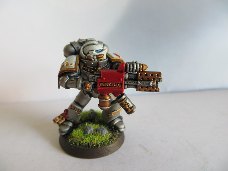 4th Purifier - Flamer III