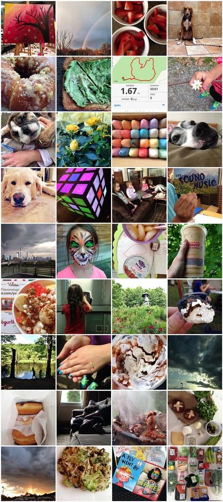 May 2014 in Instagram