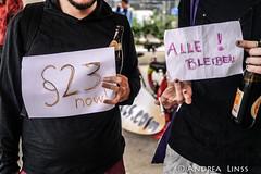 Occupy Berlin Tower....