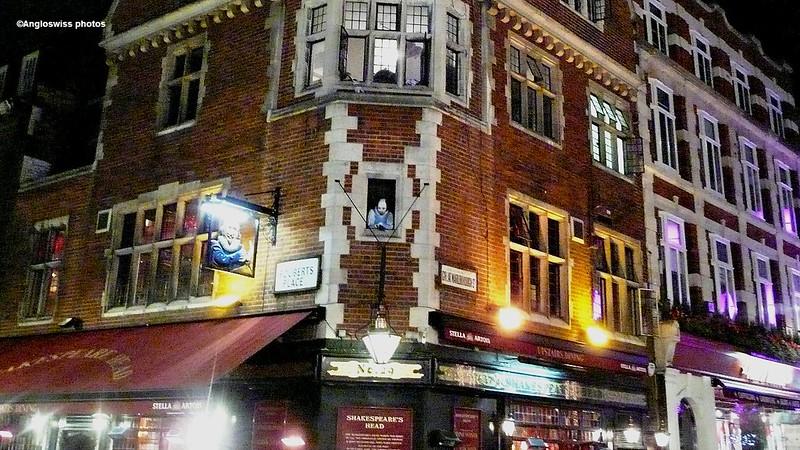 The William Shakesspear Pub, London