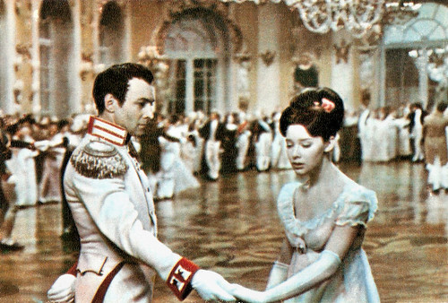 Lyudmila Savelyeva, Vasili Lanovoiy in War and Peace, 1967