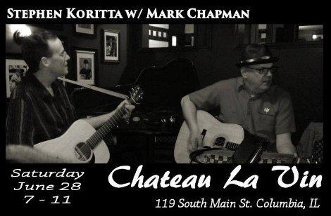 Koritta,Chapman 6-28-14