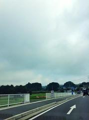 Mt.Fuji 富士山が見えるはずの場所