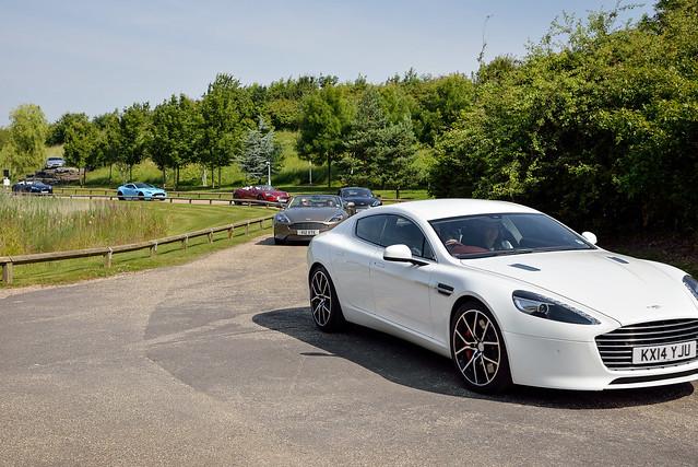 Aston Martin Inspiring Women - 2nd July 2014