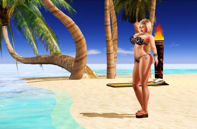 Acey's Bikini Week Wednesday I
