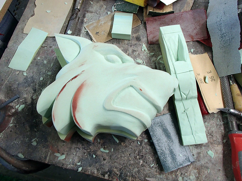 Sculpting Forming Bucks Continues
