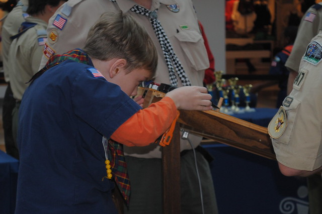 district pinewood derby