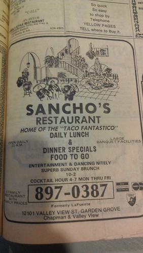 Sancho's Restaurant
