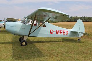 G-MRED