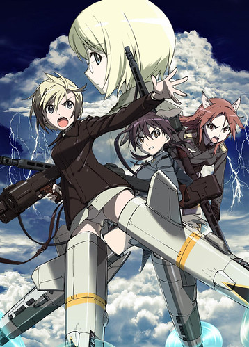 140710(2) - 懶人「艾莉卡」是女主角?新OVA《強襲魔女 Operation Victory Arrow - Vol.1》海報出爐!
