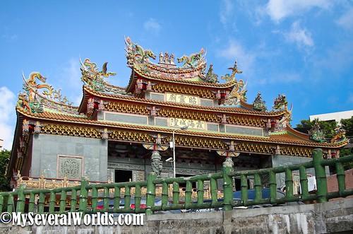 Jiufen Toaist Temple