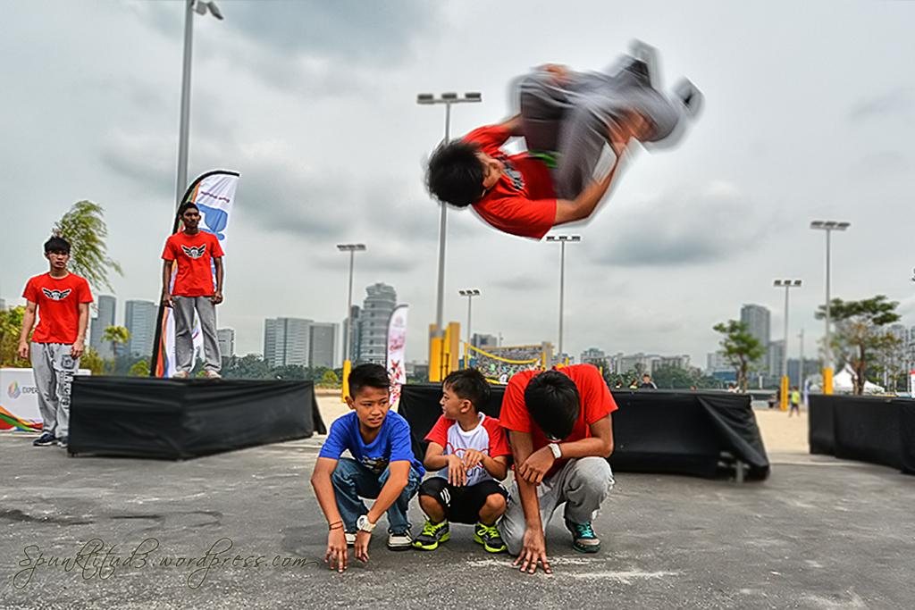 Singapore Sportshub Opening