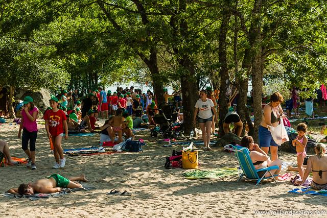 Playa Arenales de Vigo