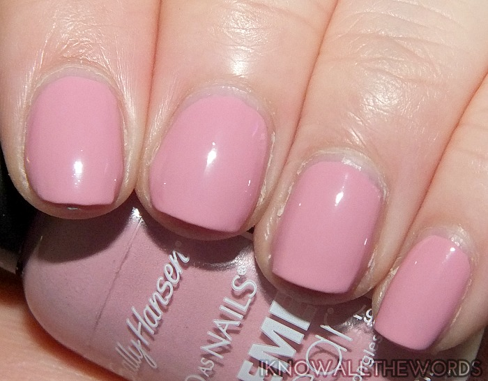 sally hansen xtreme wear sea bloom collection- you're crabby (1)