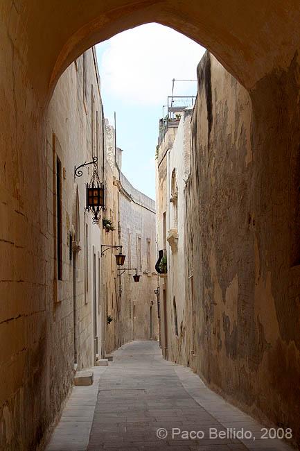 Un callejón. © Paco Bellido, 2008