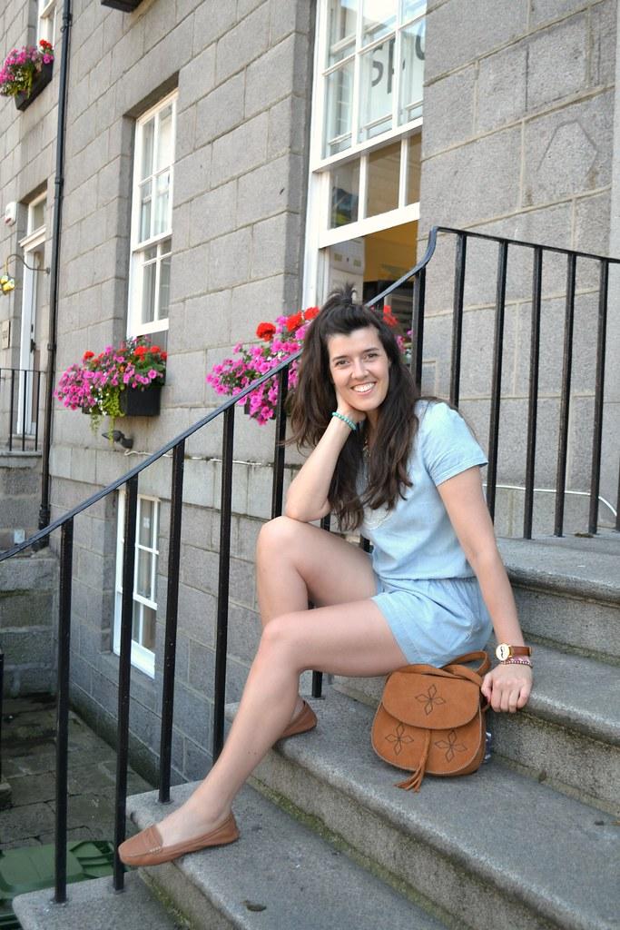 ootd blogger Aberdeen