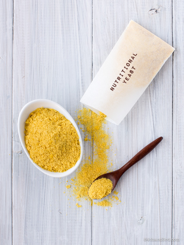 Nutritional Yeast for Vegan Butter