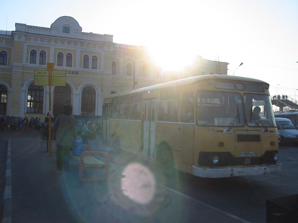 Serpukhov bus LiAZ-677M _20051002_005